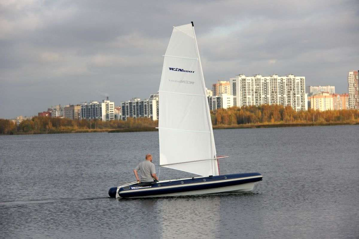 WinBoat 460RF SPRINT SAILBOAT